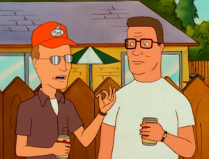 what you can learn from king of the hill characters
